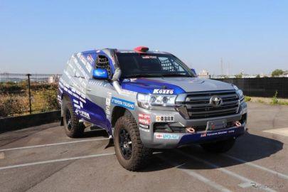 トヨタ車体、ランクル200 で市販車部門8連覇を狙う…ダカールラリー2021