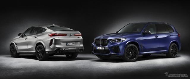 BMW X5M/X6M、マットカラーの限定モデル発売 12月24日よりオンラインのみで受注開始