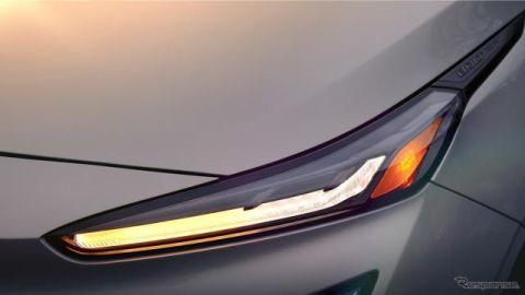 「EUV」って何だ? シボレー ボルト に電動SUVが派生へ…ティザーイメージ