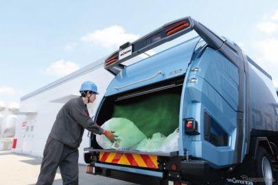 ごみ収集車の臭気を抑制する「ミラクルキヨラ」、モリタ×花王が共同開発