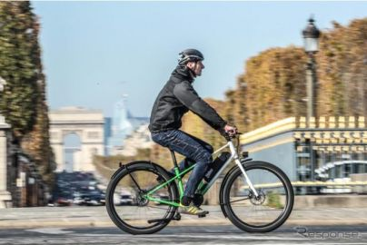 ヴァレオ、電動アシスト自転車向け48Vパワートレイン開発…サイクリストのパワーを8倍に