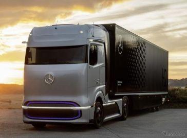 ダイムラーやボルボなど5社、水素燃料電池トラックの普及に向けて協力…「H2Accelerate」設立
