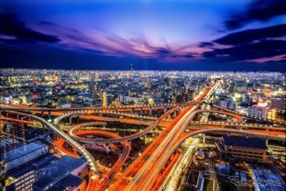 自動車先進技術、搭載率トップはリアルタイム交通情報表示 JDパワー