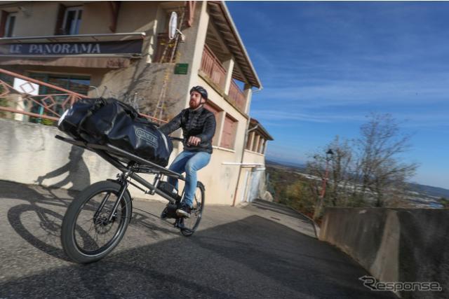 ヴァレオの48Vパワートレインを搭載した電動アシスト自転車《photo by Valeo》