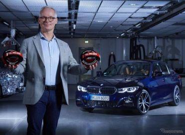 BMW 3シリーズ やデジタルキー、複数の賞に輝く…独誌の読者投票