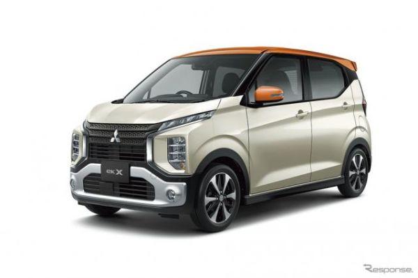 三菱 eKクロス/eKクロス スペース、安全装備充実の特別仕様車「Gプラスエディション」発売