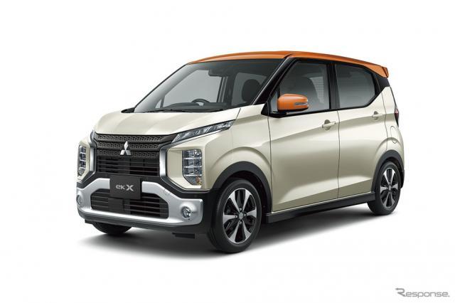 三菱 eKクロス Gプラスエディション《写真提供 三菱自動車》