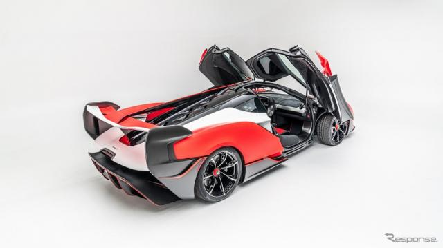 マクラーレン・セイバー《photo by McLaren》