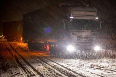 大雪の予想---不要不急の外出を控えるよう NEXCO東日本が呼びかけ
