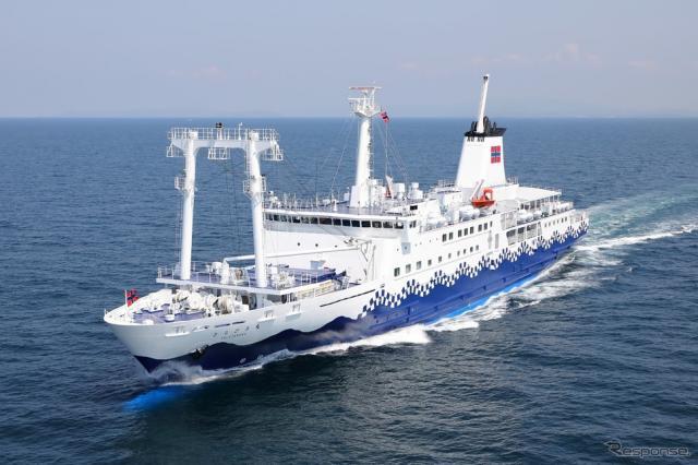 東海汽船《写真提供 東海汽船》