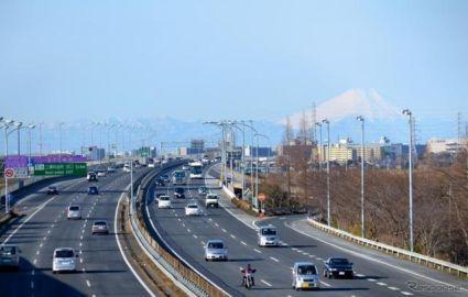 年末年始の高速道路---交通量は対前年比65%、30km以上の渋滞は発生せず