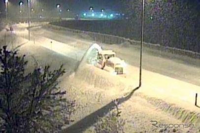年末年始の大雪、予防的通行止は17区間 NEXCO3社実績