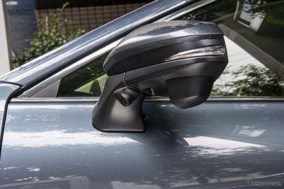 ハリアー用サイドカメラキット発売、左折や縦列駐車の安全を確認 データシステム
