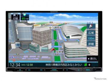 彩速ナビ タイプS/Lシリーズ、地図表示を強化 2021年モデル発売へ