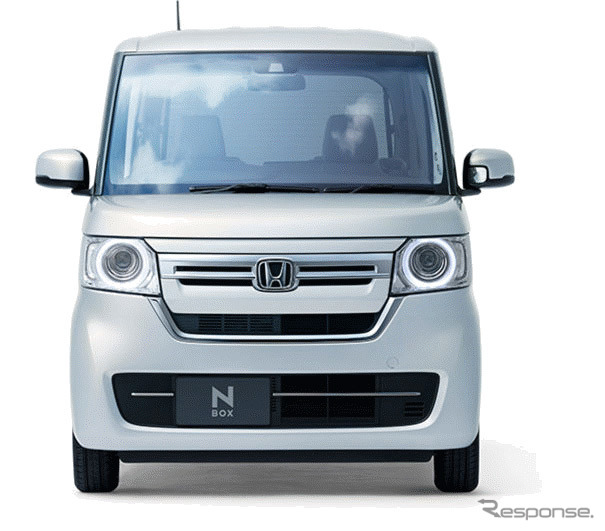 ホンダ N-BOX《写真提供 本田技研工業》