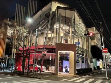 「Audi House of Progress Tokyo」期間限定オープン、最新デジタルコンテンツでブランドの歴史・魅力を発信