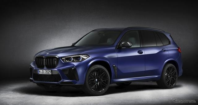 BMW X5M 新型《photo by BMW》