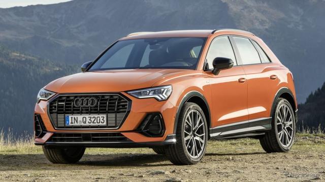 アウディ Q3 新型《photo by Audi》