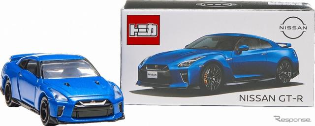 NISSAN NISMO Collection_NISSAN GT-R 2020 model《写真提供 日産自動車》