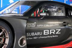 スバル BRZ 新型のSUPER GT参戦マシン登場、走行動画を配信…東京オートサロン2021