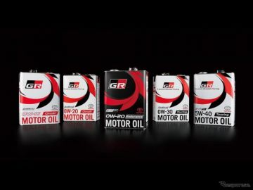 トヨタ、GRヤリス向け新モーターオイル発売…高出力ターボエンジンに適合
