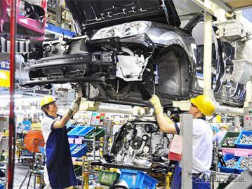 スバル、半導体不足で国内生産拠点の操業を停止…1月15日・16日