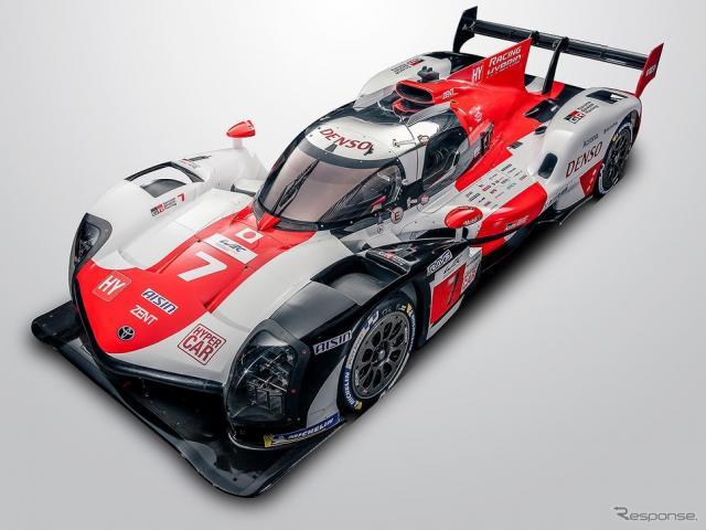 GR010ハイブリッド《画像提供 TOYOTA GAZOO Racing》