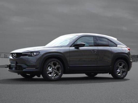 オートエクゼは早くも MX-30 のチューン版を、ロードスターむけ最新キットも…東京オートサロン2021
