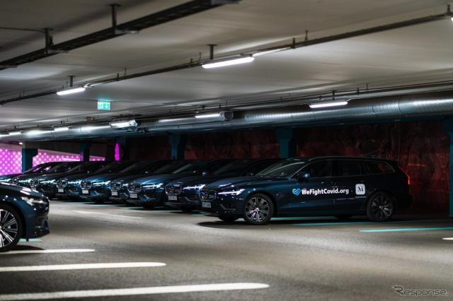 ボルボカーズのモビリティプロバイダー「M」の車両《photo by Volvo Cars》