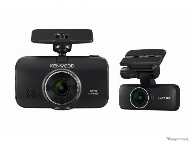 2カメラドライブレコーダー DRV-MP760《写真提供 JVCケンウッド》