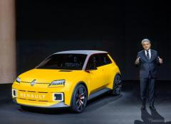 ルノーが2025年までに24の新型車、10車種はEVに…新戦略的経営計画