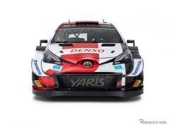 PIAA、WRCで引き続きトヨタをサポート…ライティング製品など供給