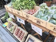 シェア駐車場で野菜のドライブスルー販売を開始 akippaとYACYBER