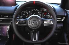 オートエクゼ、スポーツステアリングホイール発売…マツダ3、CX-30、MX-30用