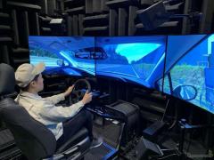 走行時の車内音をリアルに再現、試乗会のバーチャル化に貢献 林テレンプが新サービス