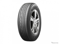 ブリヂストン、SUV専用タイヤ「ALENZA LX100」発売へ オンロードでの快適性を追求