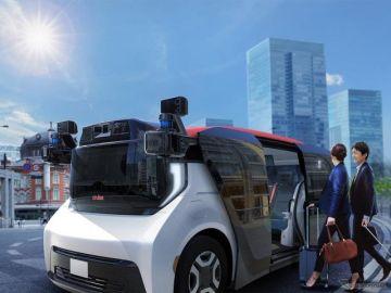 ホンダとGM、自動運転モビリティサービス事業を日本で展開へ