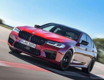 BMW M、初の電動モデルや M5 CS を発表へ 2021年
