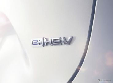 ホンダ HR-V 新型、2月に欧州発表へ…初のハイブリッド設定