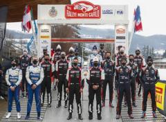 【WRC 開幕戦】伝統のラリーモンテカルロでシーズンがスタート…2021年もヒュンダイとトヨタで頂点対決