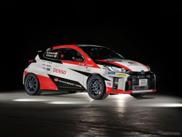 GAZOOレーシング、全日本ラリー参戦体制…ターマックキング勝田範彦を迎え、GRヤリス2台