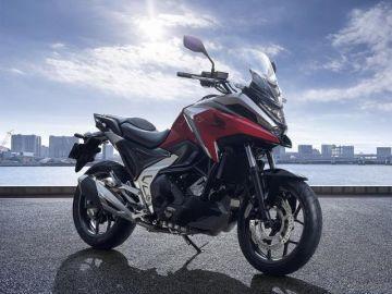 ホンダ 新型『NC750X』、2月25日発売決定…エンジンパワー向上、扱いやすさを追求