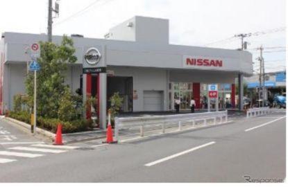 日産東京HD、傘下の販売会社3社を統合…巨大日産系ディーラーが誕生