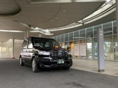 「喫煙ドライバーは不可」タクシー乗り場 がん研有明病院で日本初の試み