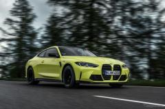 【BMW M3 & M4 新型】ADAS機能フル装備でもサーキット仕様