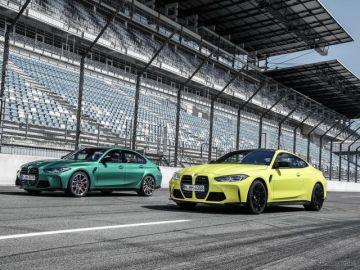 【BMW M3 & M4 新型】サーキット志向のMハイパフォーマンスモデル 価格は1324万円から