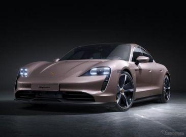 ポルシェ タイカン、後輪駆動のベースグレードを導入 1171万円で予約受注開始