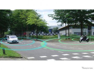 CMC、二輪車向け協調型高度道路交通システム普及に向け活動を継続