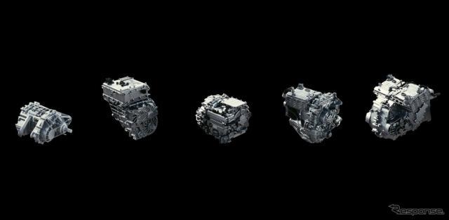 GMの次世代EVパワートレイン「アルティウム・ドライブ」《photo by GM》