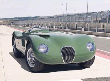 ジャガーの名車「Cタイプ」、70周年を記念して8台を復刻 2022年に生産へ